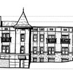 Plaza apartment project will include 70 units next to Saint Luke's
