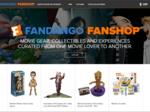 Fandango opens FanShop with merch for 'Guardians,' 'Baywatch,' 'Wonder Woman'