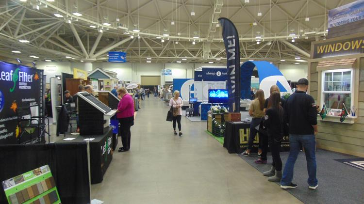 The Minneapolis Remodeling Expo Features More Than 200 Exhibits.