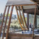 Ahead of the curve: How this new Palo Alto building tells the startup story