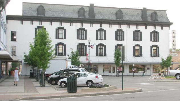 Troy, Dayton projects get $5.5M in historic tax credits