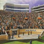 Harberts give lead gift for Auburn football stadium project