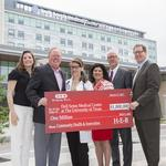 HEB gives $1M to new downtown Austin teaching hospital