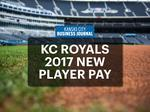 Home opener: Royals fill gaps with new players — what are they paid?