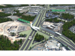 NCDOT proposes 2 interchanges for U.S. 70 corridor