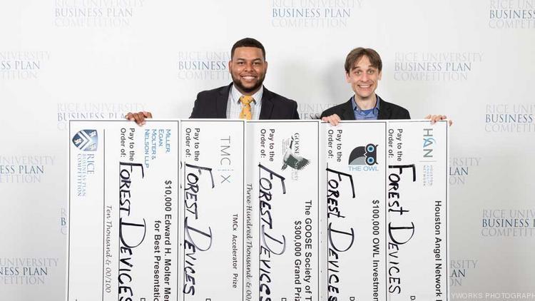 University of Houston, Rice entrepreneurship programs jump