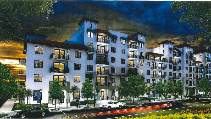 Anthony V. Pugliese III proposes Park View apartments in Palmetto Bay - South Florida Business Journal