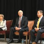 NM delegation tackles health care, immigration, education at ABQ chamber luncheon