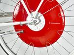 Power-boosted bike wheel from MIT startup is finally available