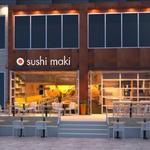 Sushi Maki to open in Miami's Coconut Grove