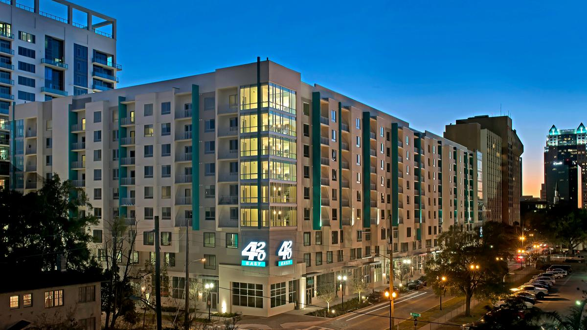 420 East Named Top Apartment Project In OBJs 2017 Residential Real Estate Awards
