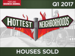 Hottest 'Hoods: Where the most Portland-area homes sold in Q1 2017