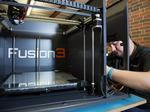 Beyond the cover story: How Triad schools are helping companies explore 3-D printing