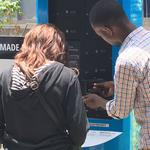 Somerville startup WrightGrid deploys WiFi, phone-charging stations to Congo