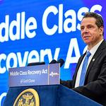 Siena poll: <strong>Cuomo</strong> favorability rises but voters have concern on multiple issues