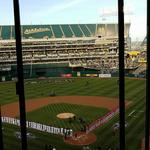Free the tarps: A's to sell uncovered upper deck seats for $15