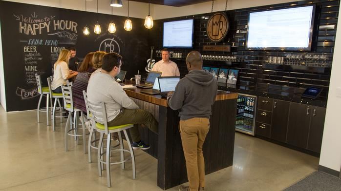 So you think you work in the Milwaukee area's Coolest Office? Let us know