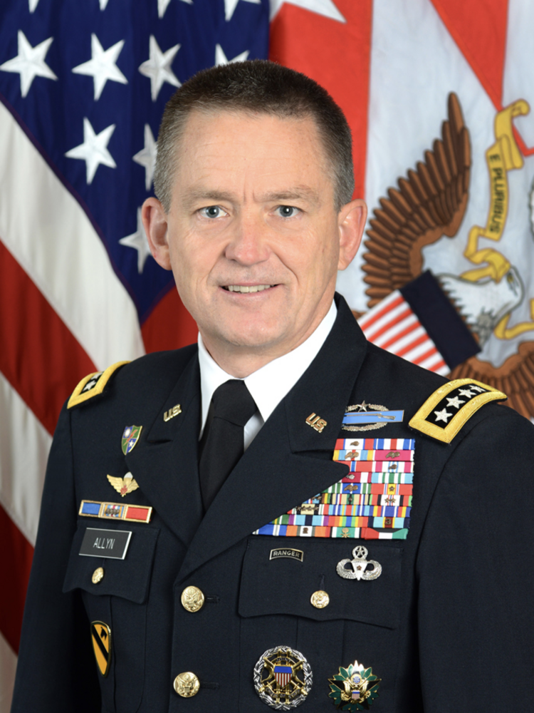Q&A: Army Vice Chief Gen  Daniel Allyn talks veterans, West