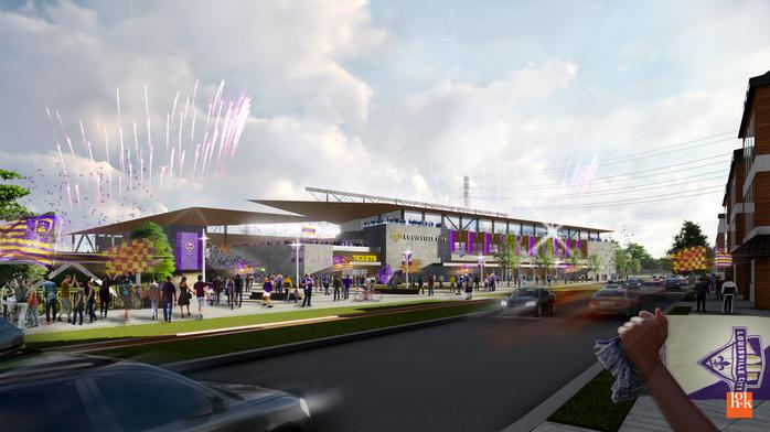 Louisville City FC owners: 'Our goal is to be the best soccer team in the United States'
