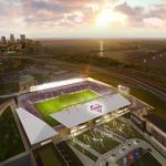 Mayor <strong>Fischer</strong> proposes $30M in public funds toward $200M soccer stadium district deal