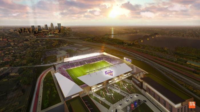 United Soccer League exec says there's room for another pro soccer team in Kentucky