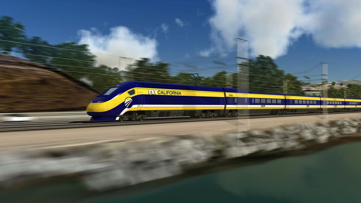 Department of Transporation's FRA to cancel nearly $1 billion in federal funding for California high-speed rail - Silicon Valley Business Journal
