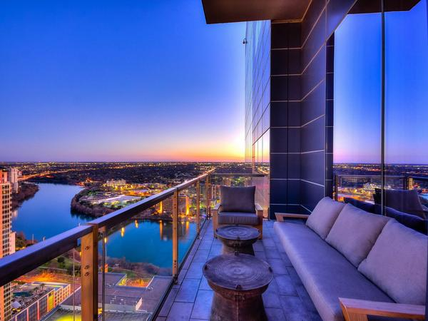 Amazing Views from the W Penthouse