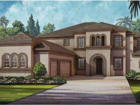 New Home for Sale in Walden Cove