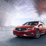 PHOTOS: Sportier Acura TLX gets stylish redesign, more tech
