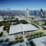 Here's the plan by <strong>Phil</strong> <strong>Anschutz</strong>'s AEG for redeveloping Seattle's basketball arena