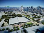 Here's the plan by Phil Anschutz's AEG for redeveloping Seattle's basketball arena