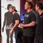 Chicago startup Dude Wipes cleans up after Shark Tank