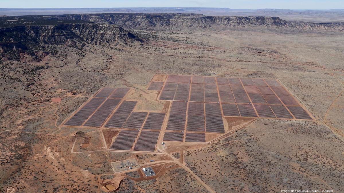Duke Energys Caprock Solar Project A 25 Megawatt Solar