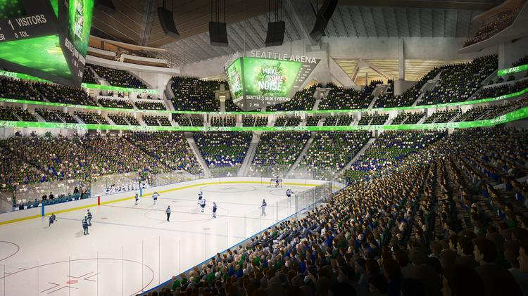Nhl Seattle Wins Approval For National Hockey League Expansion Team