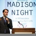 Madison comes to downtown Milwaukee for one night: Slideshow