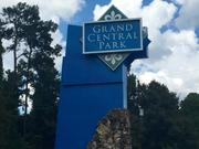 Grand Central Park, a master-planned community near the former Camp Strake site, is showing off model homes later this month.