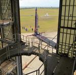 Rocket test to launch Georgia space industry (Slideshow)