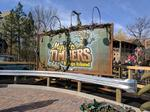 I Tried It: Kings Island's new Mystic Timbers roller coaster