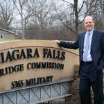 Kenneth Bieger named GM of Niagara Falls Bridge Commission