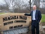 Kenneth Bieger named GM of Niagara Falls Bridge Commission