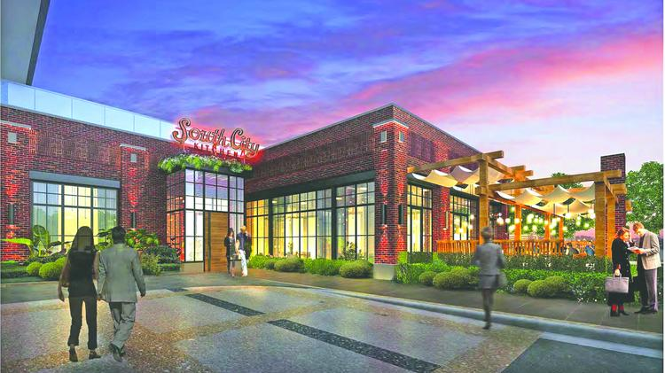 south city kitchen to open at the hotel at avalon atlanta business