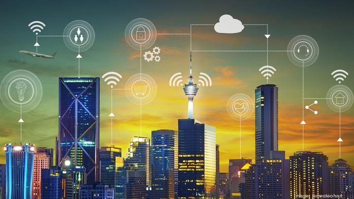 The Internet of Things and tech trends IT leaders should have on their radar for 2017