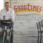 Colorado burger chain replaces CFO