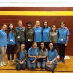 Triad tech community rallies around all-girls robotics team