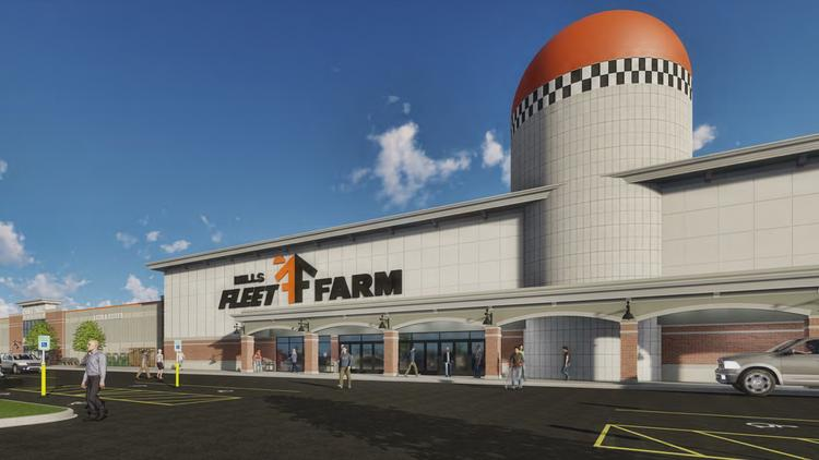 Mills Fleet Farm may build new, larger West Bend store