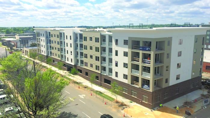 Deals of the Year: Flats on 4th adds apartments to Parkside