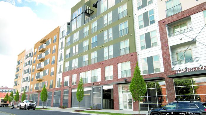 Deals of the Year: Two Parkside apartment complexes sold in major deal