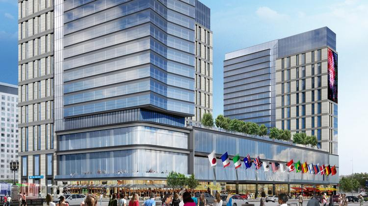 The Machusetts Port Authority Board Of Directors On Thursday Selected Omni Resorts And Hotels New
