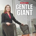 Gentle Giant: High-profile exec Meg Gentle tackles new role leading Houston energy startup