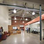 Cool Offices: West Philly venture capital firm